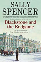 Blackstone and the Endgame by Sally Spencer