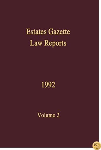 TEGLR 1992 (Estates Gazette Law Reports)