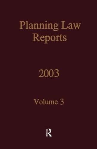 plr-2003-volume-3