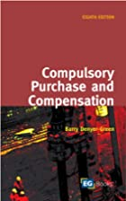 Compulsory Purchase and Compensation by…