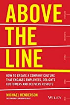 Above the Line: How to Create a Company…