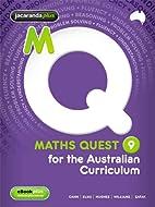 Maths Quest 9 for the Australian Curriculum…