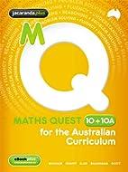 Maths Quest 10 10A for the Australian…