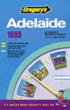 Adelaide Street Directory (Street…
