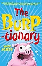 The Burptionary by Andy Jones