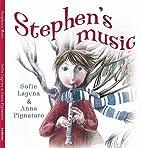Stephen's Music by Sofie Laguna