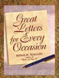 Maggio, Rosalie: Great Letters for Every Occasion