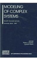 Modeling of Complex Systems: Seventh Granada…