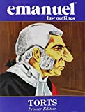 Emanuel, Steven L.: Torts: Casebook Edition (The Emanuel Law Outlines Series)