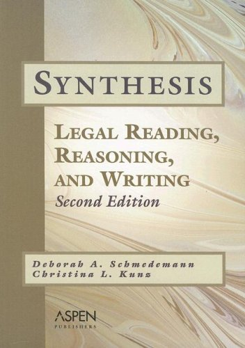 synthesis-legal-reading-reasoning-and-writing