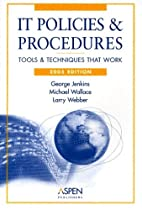 IT Policies & Procedures by Michael Wallace