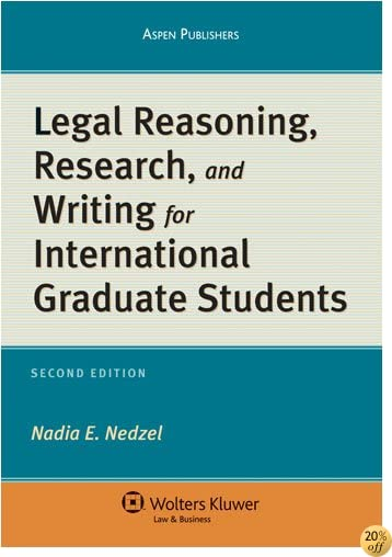 Legal Reasoning Research & Writing for International Graduate Students