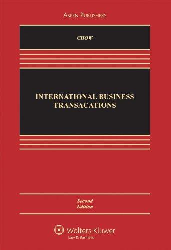 international-business-transactions-second-edition