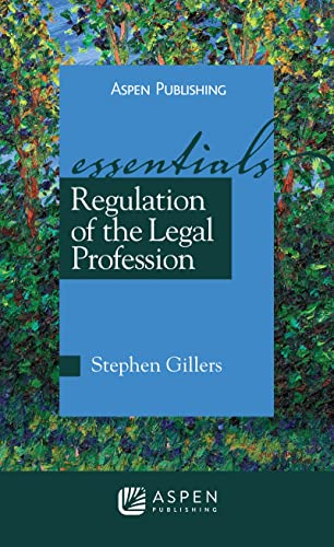 regulation-of-the-legal-profession-the-essentials