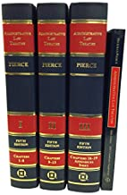 Administrative law treatise by Richard J.…