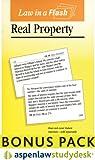 Steven Emanuel: Law in a Flash Property: AspenLaw Studydesk Bonus Pack (Flash Card and Access Card Bundle)