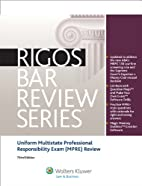 Multistate Professional Responsibility Exam…