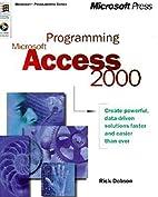 Programming Microsoft Access 2000 by Rick…