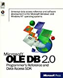 Microsoft Corporation: Microsoft OLE DB 2.0 Programmer's Reference and Data Access SDK (Microsoft Professional Editions)