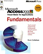 Microsoft Access 2000: Visual Basic for…