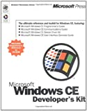 Microsoft Corporation: Microsoft Windows CE Developer's Kit (Microsoft Professional Editions)