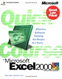 Inc Online Press: Quick Course in Microsoft Excel 2000
