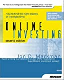 Jon D. Markman: Online Investing, Second Edition