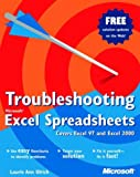Ulrich, Laurie Ann: Troubleshooting Microsoft Excel Spreadsheets: Covers Excel 97 and Excel 2000
