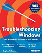Troubleshooting Microsoft Windows…