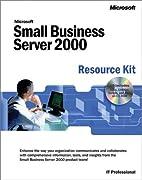 Microsoft Small Business Server 2000…
