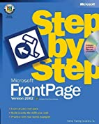 Microsoft FrontPage 2002 Step by Step by…