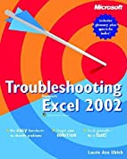 Troubleshooting Microsoft Excel 2002 by…