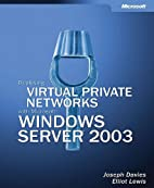 Deploying Virtual Private Networks with…