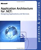 Application Architecture for .NET: Designing…