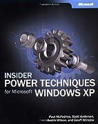 Insider Power Techniques for Microsoft…