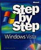 Microsoft Windows Vista Step by Step by Joan…