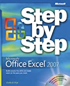 Microsoft Office Excel 2007 Step by Step by…