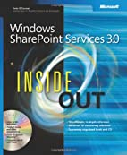 Windows® SharePoint® Services 3.0 Inside…
