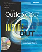 Microsoft Office Outlook 2007 Inside Out by…