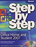 Cox, Joyce: Microsoft® Office Home and Student 2007 Step by Step