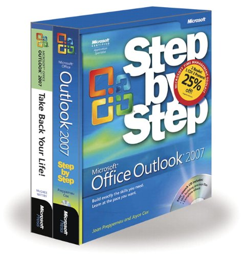 the-time-management-toolkit-microsoft-office-outlook-2007-step-by-step-and-take-back-your-life-microsoft-office-outlook-2007-step-by-step-take-back-your-life