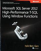 Microsoft SQL Server 2012 High-Performance…