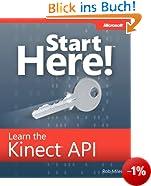 Learn Microsoft Kinect API (Start Here!)