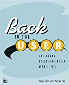 Back to the User: Creating User-Focused Web…