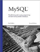 MySQL (2nd Edition) (Developer's Library) by…
