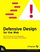 Defensive Design for the Web: How to improve…