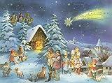 Dusikova, Maja: Holy Night Advent Calendar