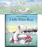 Beer, Hans De: Little Polar Bear Bath Book