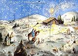 Watts, Bernadette: Away in a Manger Advent Calendar