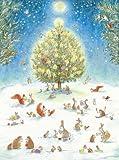 Bernadette Watts: A Woodland Christmas Advent Calendar